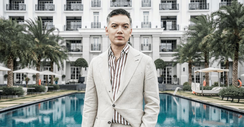 Hành trình đổi mới bộ Âu phục truyền thống: Grey check suit cho người đàn ông hiện đại